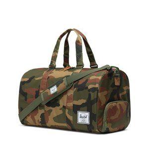 Herschel Novel Duffel Bag Woodland Camo